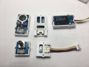 Grove Sensor Case (1x1,1x2 etc.)