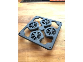 Ender 3 - Enclosure - 140mm Fancover
