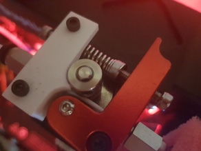 Extruder Flex adapter for ptfe-remix