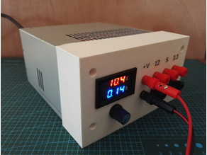 ATX Power Supply (with USB & variable PSU)