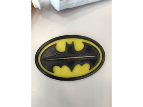 Batman Toothpaste Squeezer v2