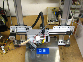 Mike's ORDish Bot 3D printer