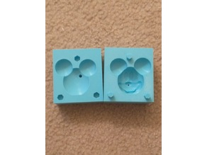 Mickey Mouse mold