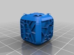texture cube calibration test