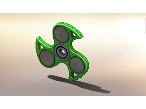 Nickle Spinner Fidget
