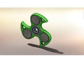 Nickle Spinner Fidget