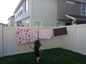 Printable Clothes Line / General Object Hanger