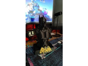 Batman bust with base