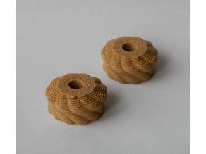 Twisted Bead, Parametric