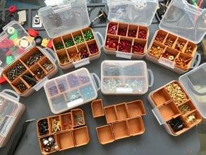 Motor box organizer