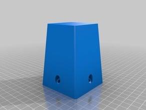 Mostly Printed CNC -Add on- Corner Block Risers