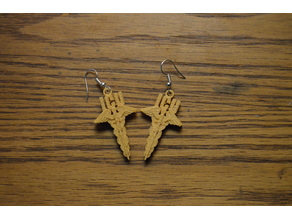 Mothers day earring