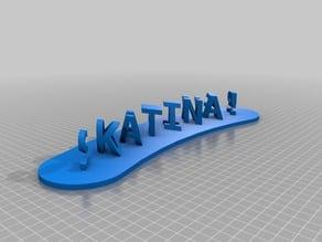 Katina/Squeaker