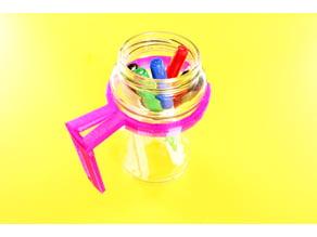 Taza DIY - DIY cup, cup handle