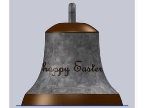Easter bell / Cloche x4