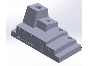 Kreg K5 Stop Collar Setting Block
