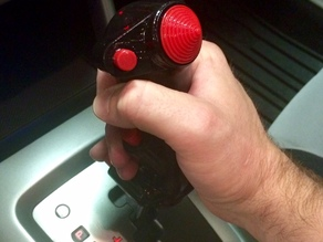 Simplified B8 Flight Stick Shifter Knob