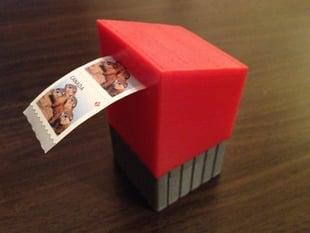 Postage Stamp Mailbox