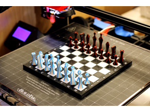 Multi-Color Chess Set