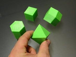 Crystal Structures Modells - Kristallstruktur Modelle