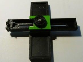 Balsa strip cutter