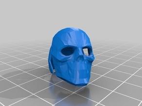 Arkham Asylum Black Mask