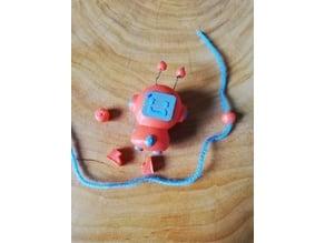 Magnet Robot Spaghetti