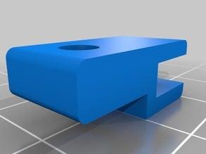 Rostock mini glass bed support/level adjust