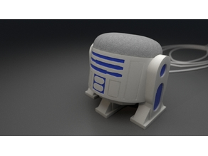 R2D2 Google Home Mini