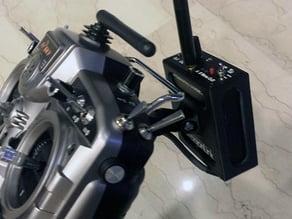 Dragon Link V3 Advanced Mount - Taranis/Turnigy 9X/JR & GoPro compatible