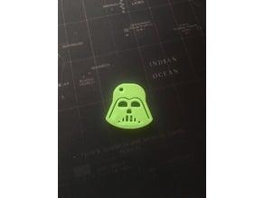 Vader Keychain