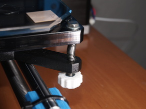 M3 Bed Leveling Knobs (not only for Prusa i3 Hephestos)