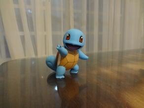 Squirtle Pokemon EDLI3D