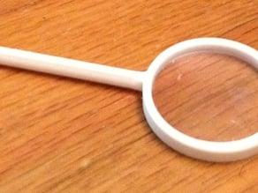 Magnifying Glass Frame