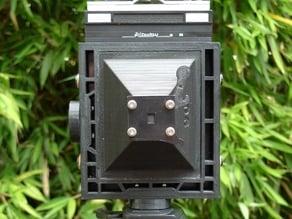 PINH5AD - a 4x5 Pinhole Camera