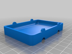 Double Stackable Parts Tray