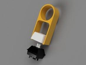 Keyboard Keycap Puller (Optimized)