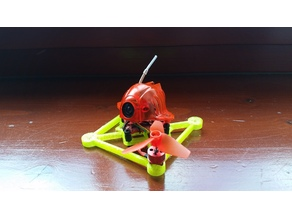 GR1FF Beta - 75mm Brushless whoop frame