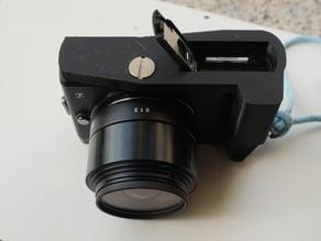 Camera Grip Panasonic gx80/gx85