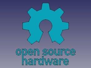 2D OSHW Logo