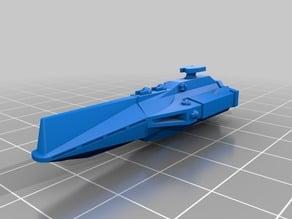 Robotech tristar cruiser