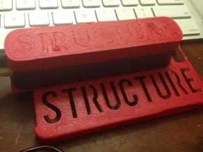 Structure Sensor Cover