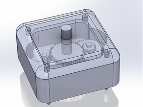 Reduction Gearbox for Power Stick