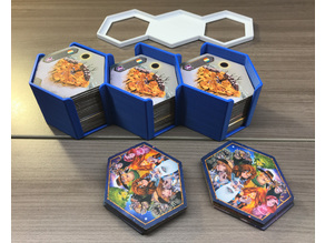 Orbis game organizer - tile dipenser