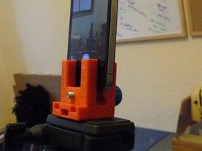 Tripod Phone Clamp (v1)