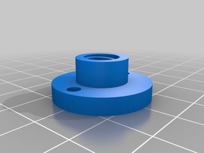 Prusa i3 mk2 Tr nut for 2mm pitch lead screw