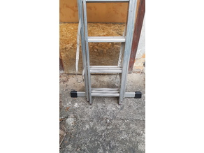 Ladder Rubber stand