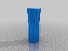My Customized Double Tapered Vase