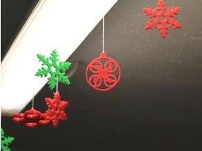 Drone Christmas Ornament