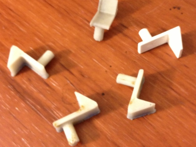 Shelf Pegs By Rahotep Thingiverse